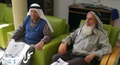 أم الفحم: جمعية السلام تعايد على المسنين والمتقاعدين