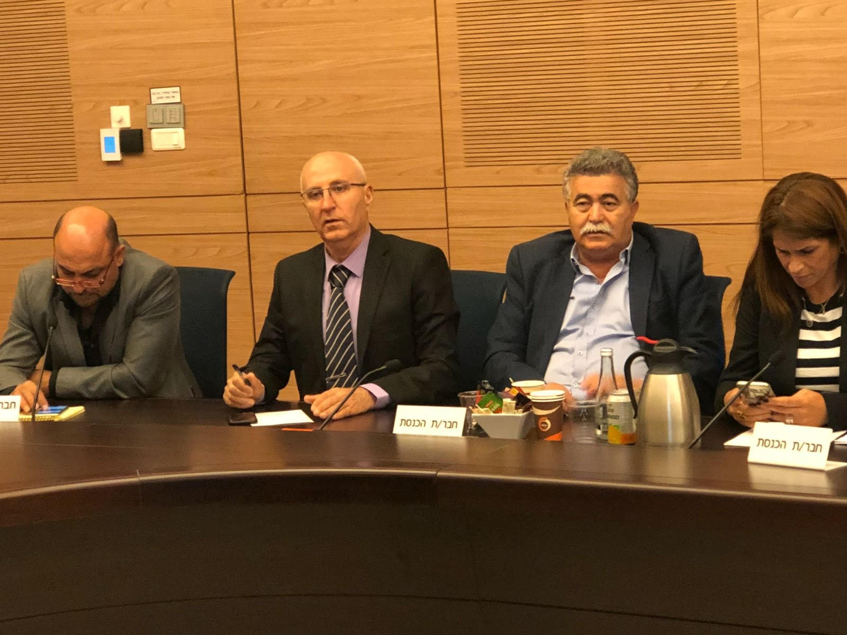 مناقشة قضية الجباية في نجمة داوود بمبادرة يونس