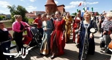 مهرجان القرون الوسطى في ليتوانيا