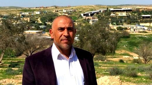أبو عرار يطالب ببناء محطة للقطار قرب عرعرة النقب