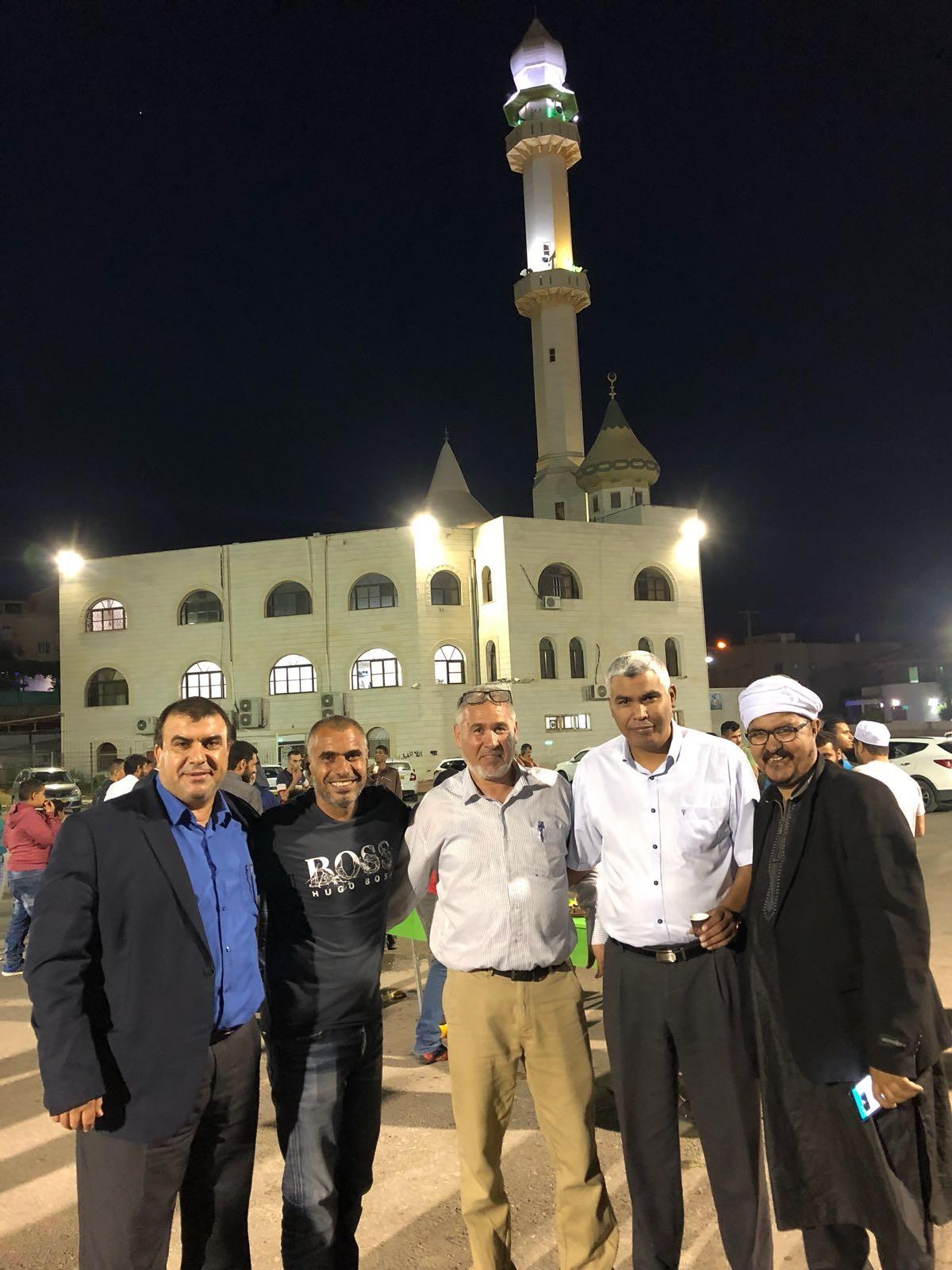 الحركة الاسلامية رهط تنظم افطارا بمناسبة ذكرى غزوة