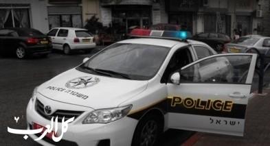 اعتقال مشتبه من شقيب السلام بالحاق أضرار بسيارات