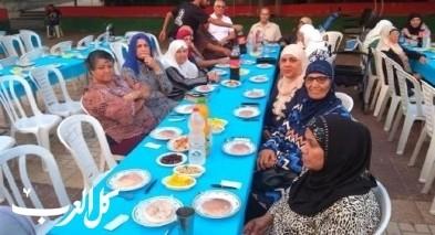 فرح رمضانيّ يفوح في مدرسة البيروني جديدة المكر