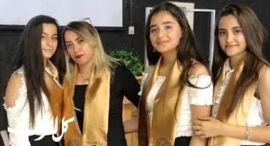 دير الأسد الشاملة تحتفل بتخريج طلاب التواسع