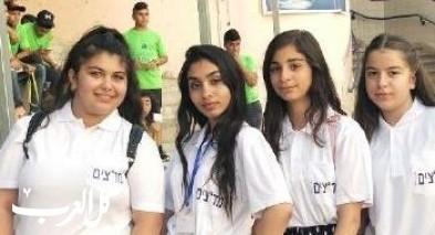 مجد الكروم: القادة الشابة تشارك في خيمة رمضان