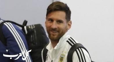 ميسي يتسلح بالرغبة والعزيمة قبل كأس العالم 2018