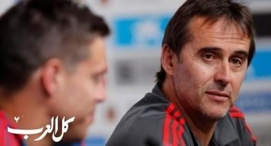 رسميا: جولين لوبيتيغي مدرباً لريال مدريد بعد مونديال