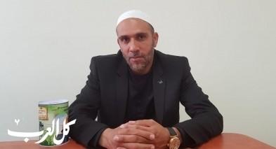 الشيخ ناصر دراوشة بعد انتشار فيديو: تشويه صورتي