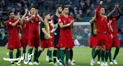 رونالدو يفرض تعادلاً مثيراً بين إسبانيا والبرتغال