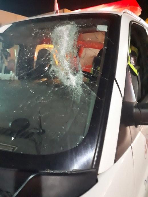 شجار عنيف في عكا القديمة والإعتداء على الطواقم الطبية