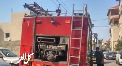 مشتبهة من عبلين حرقت سيارة تابعة لشقيقتها من الرينة