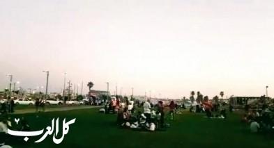 سكان من المثلث: الشرطة افسدت فرحة العيد