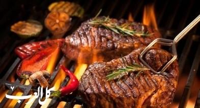 اللحم المشوي على الطريقة الهندية