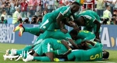 السنغال تقهر بولندا وتنتزع الفوز الأفريقي الأول