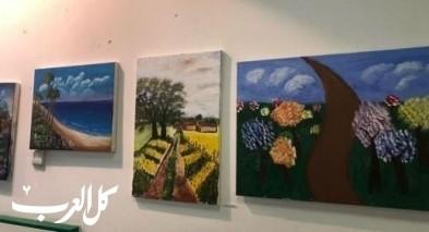 المغار: المدرسة الاعدادية أ تنظم معرض الفنون الرابع