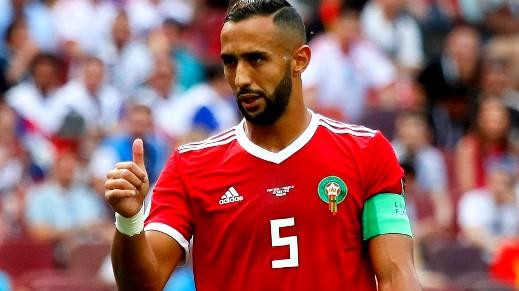 المغربي مهدي بن عطية يعتزم اعتزال اللعب الدولي