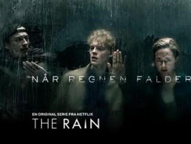 توصيات نيتفليكس: مسلسل الخيال العلمي The Rain (الموسم الأول)