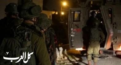 الجيش: اعتقال 40 فلسطينيًا قرب طولكرم