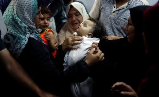 النيابة: حماس دفعت لعائلة الغندور للادعاء بموتها بغاز