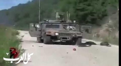 حزب الله ينشر فيديو: توثيق عملية خطف جنديين عام 2006