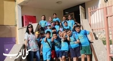 الناصرة: طلاب المجد الابتدائية في يوم ترفيهي