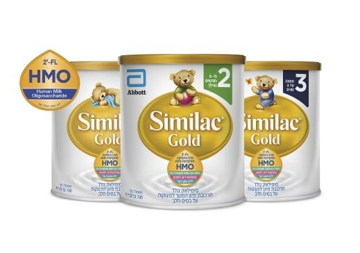 ابوت تطلق في البلاد مجموعة Similac Gold