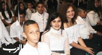 تخريج الفوج ال26 من مدرسة عبد العزيز امون