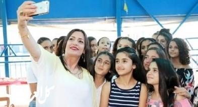 مدرسة أفاق دير الاسد تحتفل بتخريج الفوج الثامن