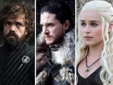 Game Of Thrones في موسم مأساوي