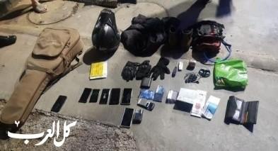 اعتقال 4 شبان من طوبا الزنغرية بشبهة الاقتحام