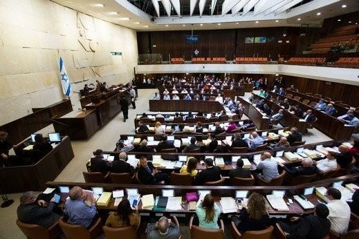الكنيست يقر قانون خصم رواتب الأسرى الفلسطينيين