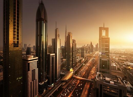 أجمل الوجهات السياحية في دبي