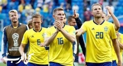 شهية السويديين مفتوحة بعد التأهل