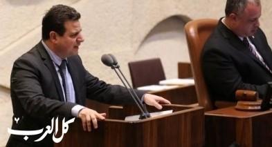 عودة يتغيب عن جلسة التصويت على قانون مخصصات الاسرى