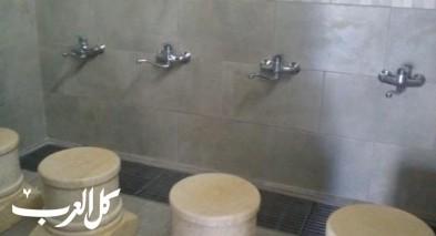 عكا: الانتهاء من بناء وصيانة مراحيض لزوار الجزار