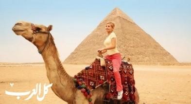 قفزة بإيرادات مصر من السياحة