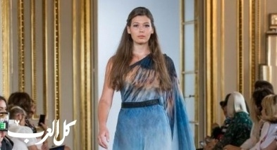 المصمم النصراوي ساهر عوكل يتألق في باريس