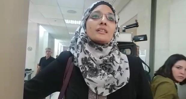 زوجة المشتبه من شعفاط: زوجي تواجد بالمكان لترخيص السيارة