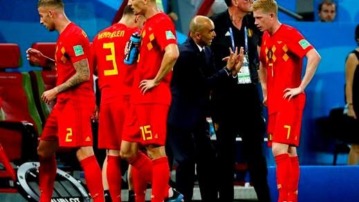 مدرب بلجيكا ينوي الاعتماد على أقوى تشكيلة