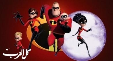 ماذا حقق فيلم Incredibles 2 حتى الآن؟