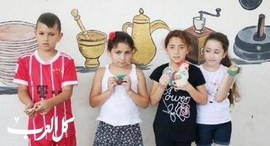 استمرار فعاليات المخيم الصيفي لطلاب مجد الكروم