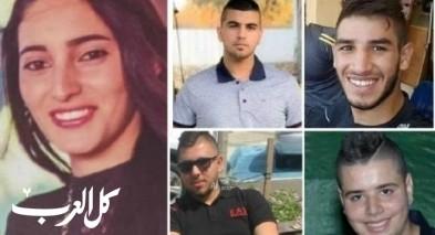 طريق الموت إلى الجامعة الامريكية: 5 ضحايا حوادث طرق