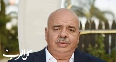 المشهد: وفاة الحاج هشام محمود عبد الفتاح سليمان