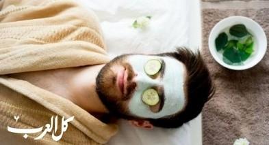 للرجال: خلطة طبيعية لتبيض الوجه والرقبة