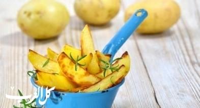 البطاطا المشوية بالليمون.. صحتين وعافية