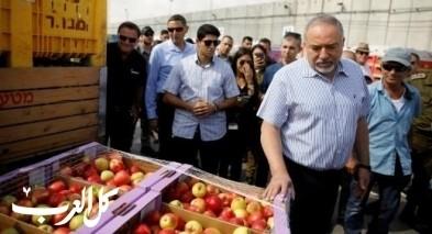 إسرائيل تشدد فرض تقليص إدخال البضائع لقطاع غزة