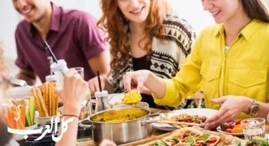 مضغ الطعام جيدًا يجعلك تخسر وزنك بسرعة