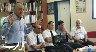 أكرم حسون: سأقاطع الاجتماع مع نتنياهو