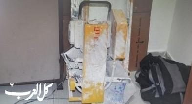مشتبهان من النقب سرقا معدات من ورشة بناء