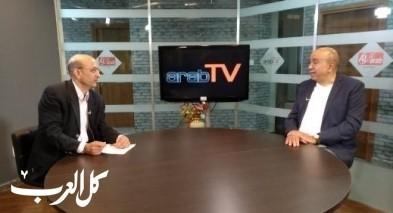 arabTV:لقاء مع النائب زهير بهلول